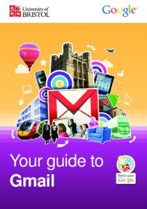 Your guide to Gmail