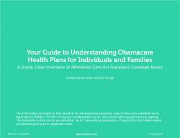 Your Guide to Understanding Obamacare Health Plans for ...