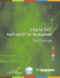Youth and ICT for Development - United Nations Public ...