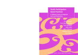 Youth Participation Good Practices